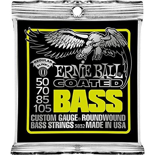 Ernie Ball Coated Bass Regular 050-105