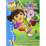 Dora la exploradora (stick & color 35)