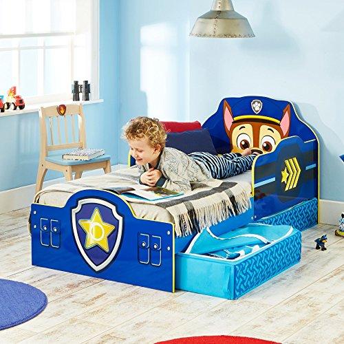 La patrulla canina cama infantil para ni os peque os con - Cama para ninos pequenos ...