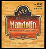 ghs A 250 LIGHT Mandoline String Phosphor Bronze