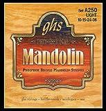 GHS A250 Jeu de cordes pour Mandoline 10-36