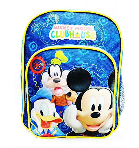 Mini Backpack - Disney - Mickey Mouse Clubhouse New MC26776