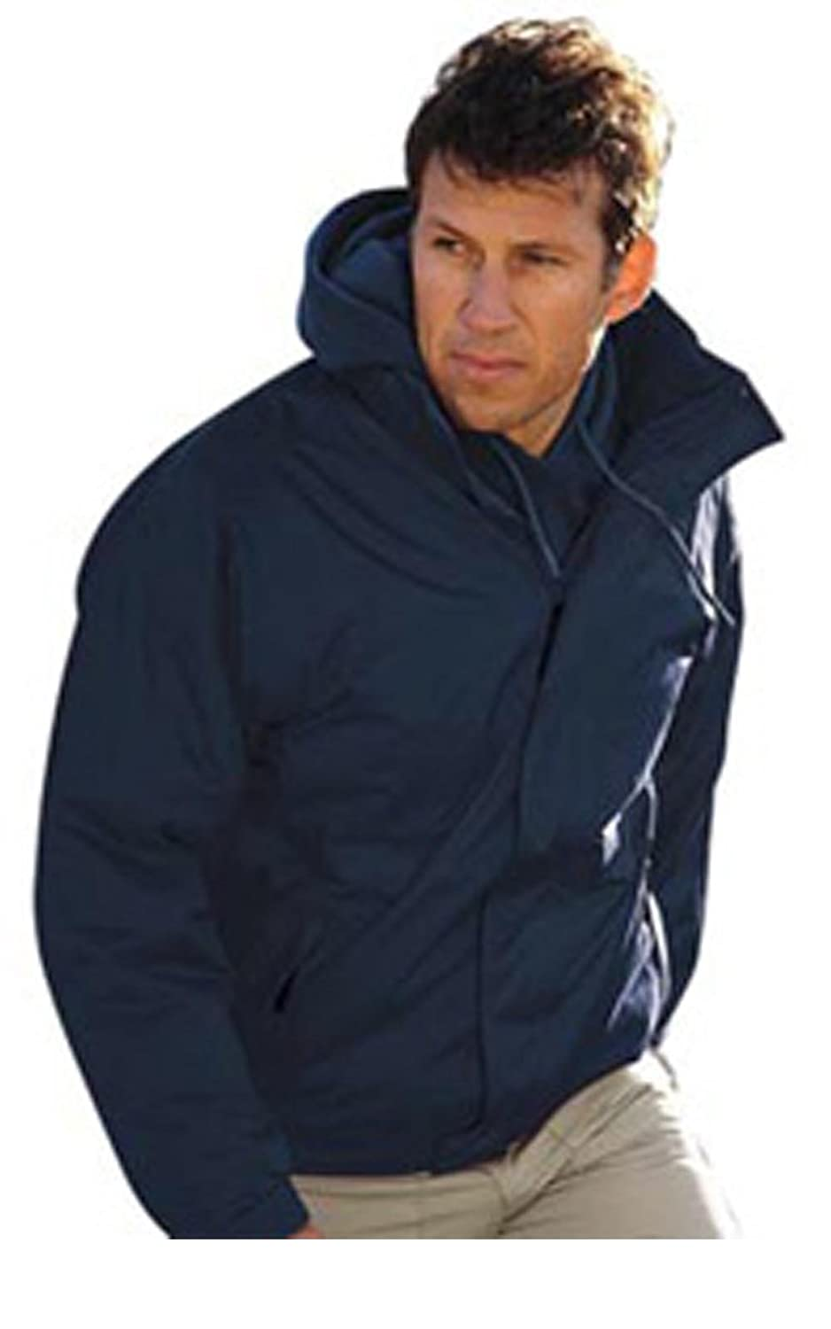 Mens Regatta Dover Hydrafort Waterproof Fleece Lined Jacket / Coat ...