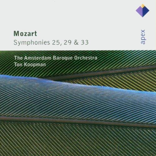 Mozart : Symphony No.29 in A m...