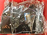 Capuchontrui/hoodie voor motorrijders, 100% Kevlar, beschermers, kleur zwart, maat 4XL - 4