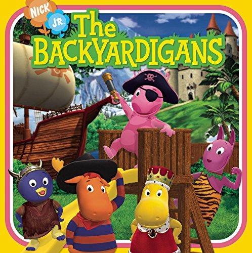 The Backyardigans by The Backyardigans (2005-07-12)