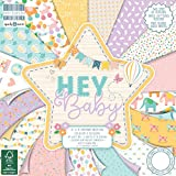 First Edition Hey Baby Premium Paper Pad 8