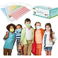 Bambini 3 Strati Traspiranti Velo Protettivo per Il Viso, Moda per Bambini