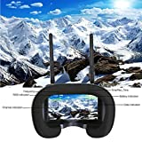 Dailyinshop FPV 008D DVR Goggles with DVR 5.8G 40CH 480*272 Diversity Video Goggles