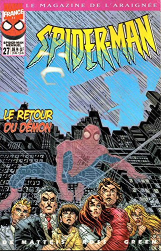 Spiderman N°27: le retour du démon