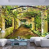murando - Fotomurali 350x256 cm - Carta da parati sulla fliselina - Carta da parati in TNT - Quadri murali XXL - Fotomurale - natura – fiori – giardino – verde 10110903-18