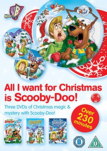 Scooby-Doo! Christmas Collection [3 DVDs] [UK Import]