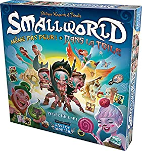 Asmodée - Smallworld - Power Pack N ° 1, SW131, Juegos de Mesa