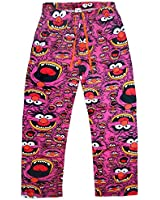 The Muppets Animal Official Gift Mens Lounge Pants Pyjama Bottoms