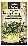 Semillas Ecológicas Brotes - Brotes ecológicos de Col lombarda - Batlle