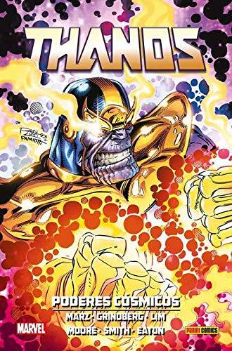 Thanos: Poderes Cosmicos