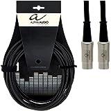 Alpha Audio 190780 Pro Line Cordon MIDI 3 m Noir
