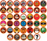 Two Rivers Bit of Everything Single-cup Sampler Pack for Keurig K-Cup Brewers, 40