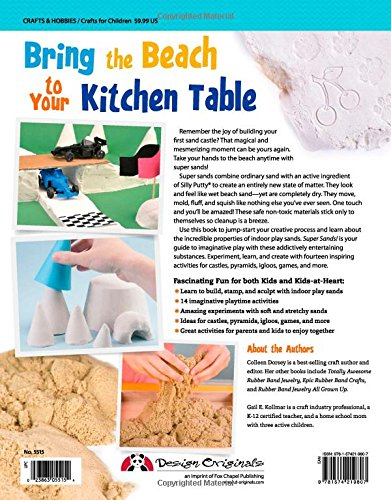 Super Sands: Awesome Activities for Sands Alive & Kinetic Sands