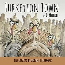 Turkeyton Town by D. Melhoff (2014-10-28)