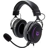Oversteel - Auriculares gaming ELECTRUM con micrófono, RGB y sonido virtual 7.1