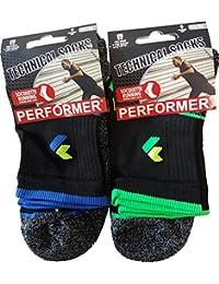 SOCKS Men's Athletic Socks multi-coloured Assorted Colours