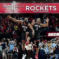 Turner 1 Sport Houston Rockets 2019 12 x 12 Team - Calendario de pared para oficina (19998011879)