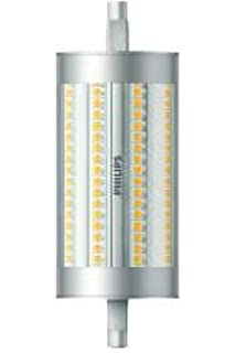 Philips LED Lampe R7S Stab warmweiß nicht dimmbar