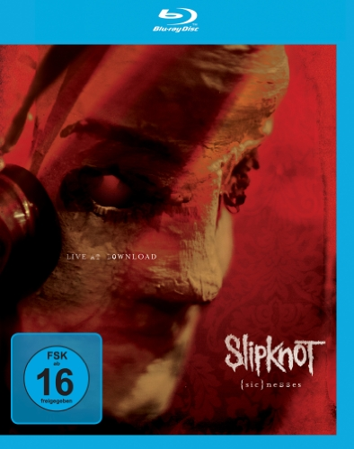 Slipknot - (Sic)Nesses Live At Download [Blu-ray] Gray-video-kameras