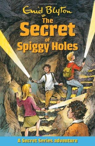 The Secret of Spiggy Holes (Secret Series)