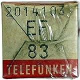 Radio Tube ef83Telefunken OVP id14375