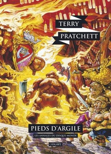 Les annales du Disque-Monde, Tome 19 : Pieds d'argile par Terry Pratchett