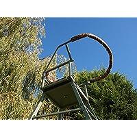 360gradi girevole Free Standing caccia alta Sedile. Camo seduta e