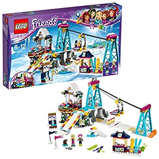 Lego Friends – Estación de esquí: Telesillas (41324)