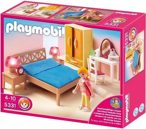 Playmobil schlafzimmer g nstig bei kaufen for Playmobil haus schlafzimmer