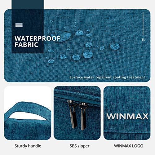 Zoom IMG-3 winmax beauty case blu fr