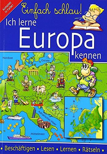 Ich lerne Europa kennen