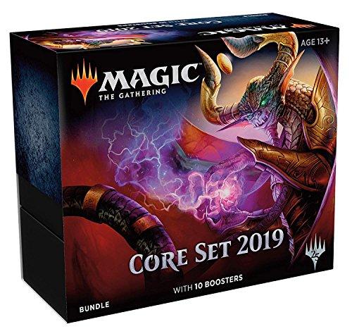 Magic The Gathering mtg-m19-bu-en Booster Pack