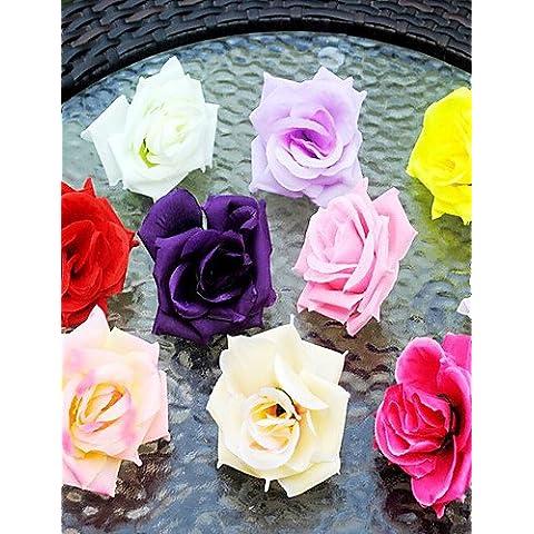 Home decorazione di fiori artificiali, seta /