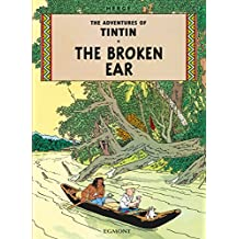 The Broken Ear (Tintin)