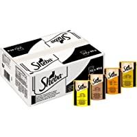 Sheba Adult Katzen-/Nassfutter Multipack, für erwachsene Katzen