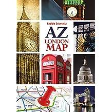AZ London Map