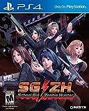 School Girl Zombie Hunter PS-4 US