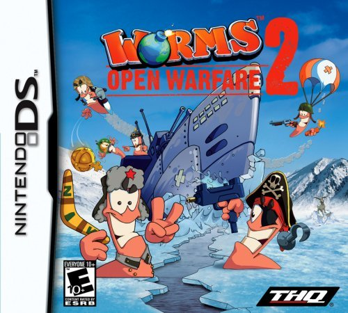 Worms 2: Open Warfare / Game by Thq Inc