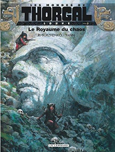 Louve  - tome 3 - Le Royaume du chaos por Yann
