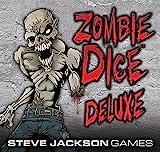 Steve Jackson Games 31332 - Zombie Dice Deluxe Brettspiele