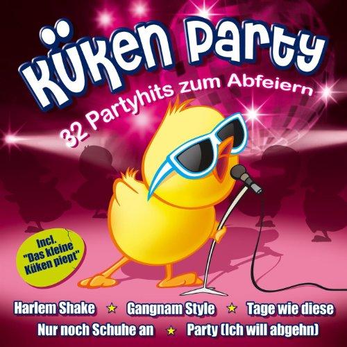 Küken-Party - 32 Partyhits zum...
