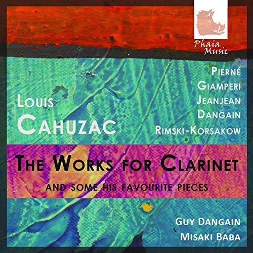 ür Klarinette (und von ihm bevorzugte Klarinettenwerke anderer Komponisten) ()