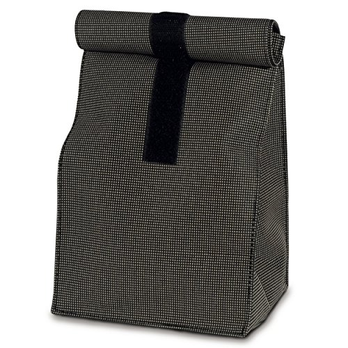 Authentics Rollbag Grand, Sac à Fermeture Enroulable, Polyester, Marron, 26X49X19 cm, 6031305