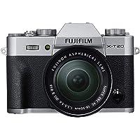 (Renewed) Fujifilm X Series X-T20 Mirrorless Digital Camera (Silver)